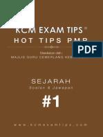SJ PMR KCM Exam Tips1 ®