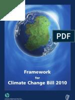 Framework for Climate Change Bill 2010