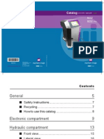 9232 catálogo de partes impresora markem-imaje