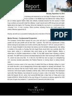 VarengoldbankFX Daily FX Report_20140915