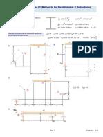 Analisis Estructural (T-02) - Metodo de Las Flexibilidades (1 Redundante)
