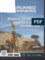 Entrevista a GCastillo Rumbo Minero Societas JUN2014