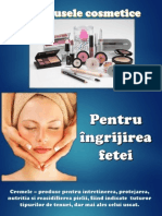 produsele cosmetice