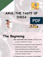 Amul-The Taste of India