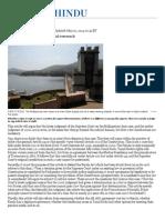 Mullaperiyar_ a Matter of Judicial Overreach - The Hindu
