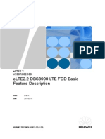 ELTE2.2 DBS3900 LTE FDD Basic Feature Description 20140210