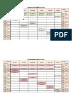 Πρόγραμμα Εξετάσεων του Κρατικού Πιστοποιητικού Γλωσσομάθειας περιόδου Νοεμβρίου 2014