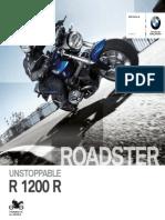 Flyer r1200r