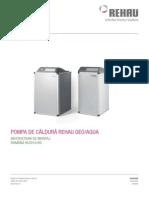 Instructiuni de Montaj - Pompa de Caldura GEO-AQUA 952010 RO