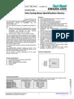 NTAG 203 datasheet | Near Field Communication | Computer Data