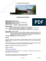 Hudson -Photovoltaic Program
