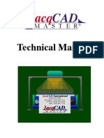 JacqCAD Tech Manual 2007