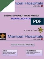Manipal Hospital Final Ppt 2