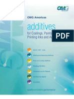 OMG Americas - Additives Brochure
