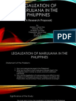 Legalization of Marijuana in the Philippines