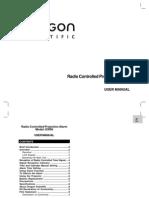 Oregon Scientific EW96 Radio Controlled Projection Alarm Ew96