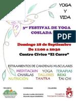 III Festival de Yoga Coslada 2014