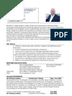 Andrew Lees - CV 091210 Yacht Profile