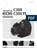 Canon EOS-C300_ Manual