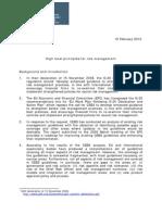 1.1.a. DOCc - High Level Principles for Risk Management