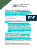 Texto 4 El_nuevo_institucionalismo_en_el_analisis_organizacional Lineas de Pensamiento Organizacional i Cs Politicas Uc
