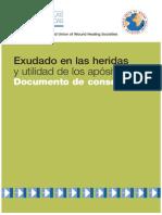 Exudado en La Herida