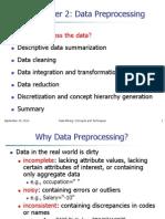 Data Preprocessing -DWM