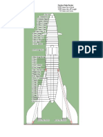 Nuclear Pulse Rocket