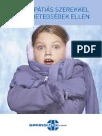 Homeopátiás Szerekkel a Téli Betegségek Ellen