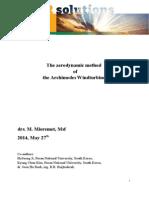 The aerodynamic method of the Archimedes Windturbine abeko site.pdf