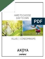Villas &Condos at Akoya_final_e-brochure