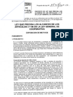 Proyecto Ley 3747/2009-CR