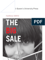 Fall 2009/Winter 2010 - Read at a DISCOUNT - MQUP (Canadian residents only)