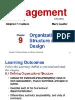 9.Organizational Structure