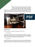 Pengertian Dapur 2