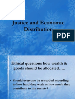 4.Justice and Economic Distribution
