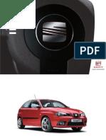 Manual Seat Ibiza 6 l