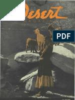 195008 Desert Magazine 1950 August