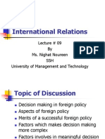 7.Foreign Policy