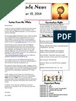 classroom newsletter 91514 1