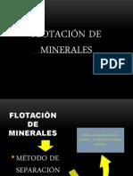 DIPOSITIVAS  FLOTACIÓN 2014