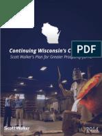 Continuing Wisconsins Comeback SW