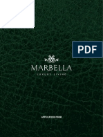 Marbella - Application Form