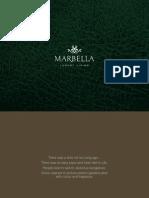 Marbella E Brochure