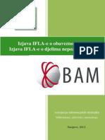 IFLA_izjave