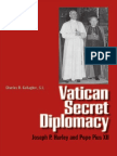Charles R. Gallagher - Vatican Secret Diplomacy [2008][a]