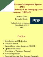 Revenue Management in NREAE INFORMS 281012 (2)