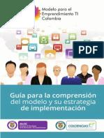 ANEXO 31 - Documento Didáctico Modelo de Emprendimiento TI