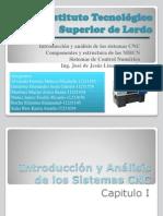 Capitulo 1 y 2- Sistemas de Control Numerico
