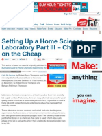 Makezine Com Setting Up a Home Science Lab3